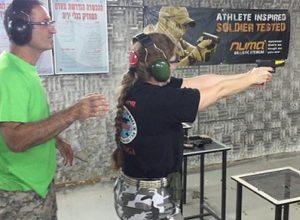 Exercice de tir protection VIP
